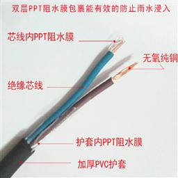 煤矿用控制电缆MKVV22-10×2.5
