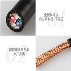 KVVRP 3×0.75控制电缆
