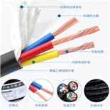 6芯RVSP6*0.3mm2 主动化装备用双绞屏障电缆