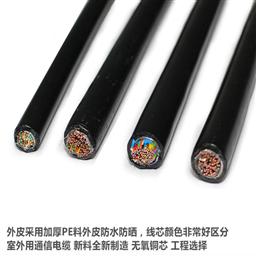 ZA-DJYVP3R阻燃计算机屏蔽电缆
