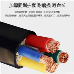 2 3 4 5 6 8芯2.5平方DJYP2V DJYPV线缆批发