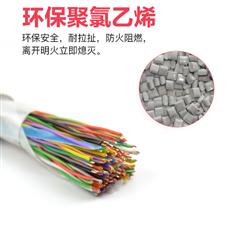 MHYV 1×4 矿用通信电缆