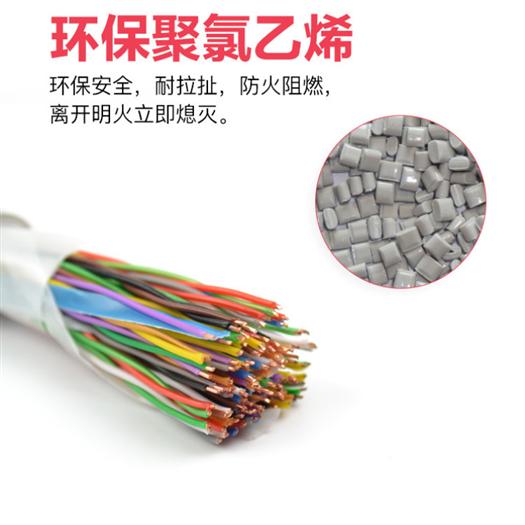 铠装计算机用软电缆DJYVPR22系列