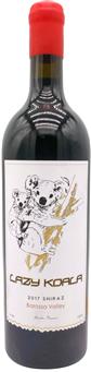 树熊巴罗莎谷色拉子红葡萄酒