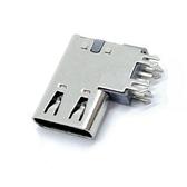 TYPE-C 6P母座侧插式加高款
