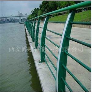 天水河道護欄