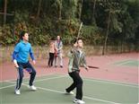 羽毛球-万荔生态园休闲项目