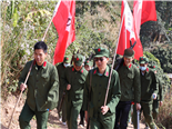 重走长征路-红色团建党建培训项目