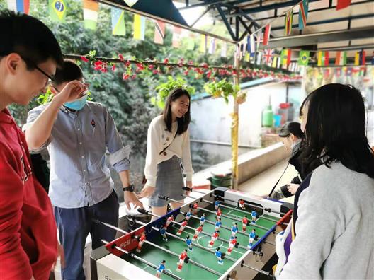 深圳农家乐-桌式足球