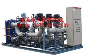 板式换热机组|板式换热器