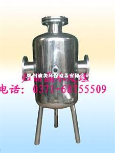 不锈钢归丽晶(硅磷晶)水处理器