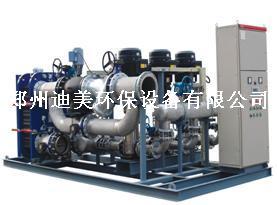 高效智能汽—水/水—水换热机组
