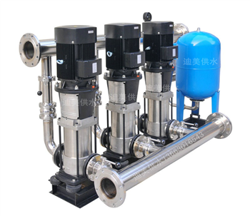 Constant pressure variable frequency water supply equipment
