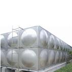 厂家供应不锈钢水箱 天津304不锈钢水箱