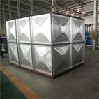 天津镀锌水箱厂家供应  镀锌水箱加工