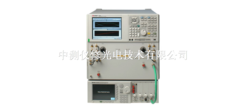Agilent 86038B 光色散和损耗分析仪