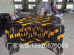 深圳镀锌管铁马厂家、支持定制