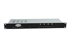 酒店电视模拟调制器电视机房索科4调制器