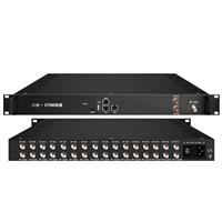 IPTV数字机房系统 用卫星接收复用调制一体机