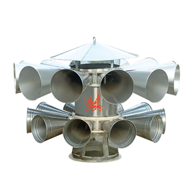 Electric siren LK-STH21-2 with 21 horns