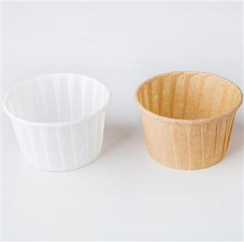 马芬杯蛋糕纸杯淋膜防油纸托铝泊卷边杯郁金香纸杯可订制