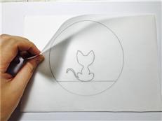A4硫酸纸 A3临摹纸 A5拷贝描图纸制版转印纸透明纸制版转印纸
