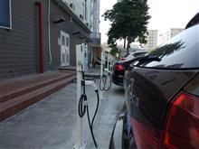 充电桩施工安装建设
