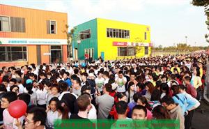 上海玩美马拉松摄影拍摄