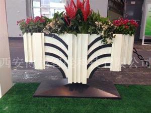 PVC花箱护栏