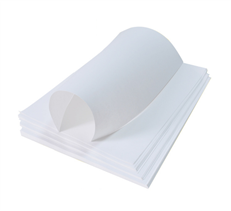 厂家供应无硫纸 无尘间隔纸 双光白衬纸