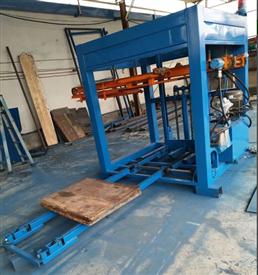 水泥砖机上板机