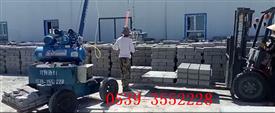 水泥砖上砖机价格 空心砖上砖机