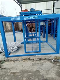 全自动水泥砖机叠板机 水泥砖叠板机