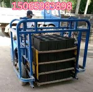 电动水泥砖叉砖车