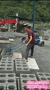 免烧砖码砖机装车机