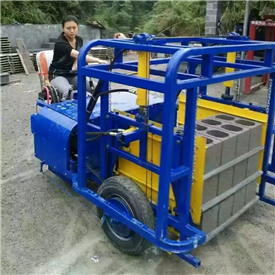水泥砖电瓶运砖车