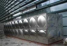陵水不锈钢水箱