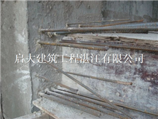 玉林混凝土結構置換加固方案
