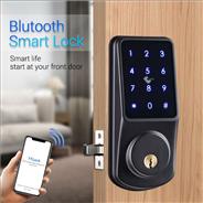 WF-006 WAFU Password Indoor Lock for Wooden Door with TT Lock for EU/US