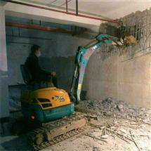 株洲专业旧房拆除旧房改造工程机械施工安全快捷