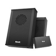 纽斯Smart Air666 Plus含低音炮DSP功放三分频汽车音响