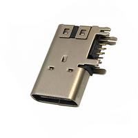 TYPE-C16P母座侧插式