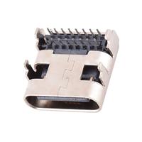 TYPE-C16P母座90度插板