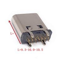 TYPE-C14P母座立式插板