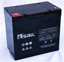 风帆6-GFM-55电池尺寸规格