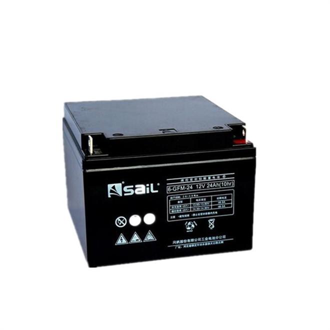 风帆蓄电池6-GFM-24