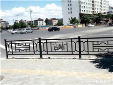城市护栏设计