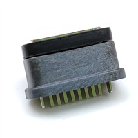 TYPE-C8P防水母座立插H6.6
