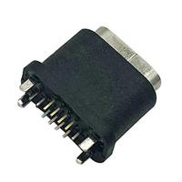 TYPE-C16P防水母座立式插板H10.20