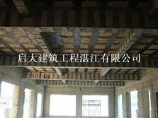 湛江粘碳纤维布加固的特点